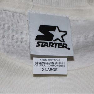 STARTER Shirts - STARTER: NY YANKEES 1998 WORLD SERIES CHAMPS SHIRT